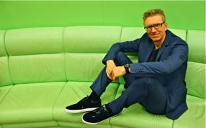 Günter Keil, Guenter Keil, Moderation, Literatur, Lesung, Moderator, Interview