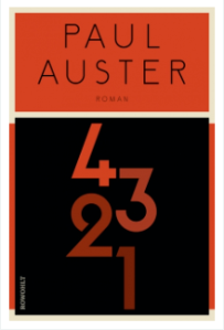 paul auster, 4321, rezension, literaturblog, günter keil