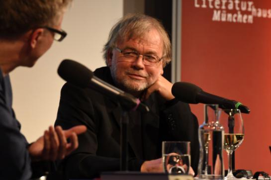 jostein gaarder, ein treuer freund, interview, günter keil