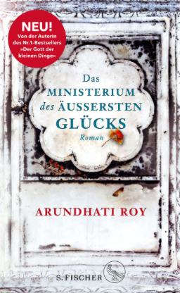 arundhati roy, das ministerium des äußersten Glücks, Rezension, Blog, Günter Keil