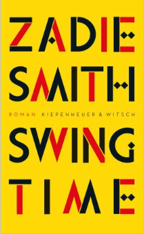 zadie smith, swing time, rezension, blog, günter keil