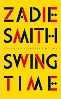 zadie smith, swing time, rezension, blog, günter keil