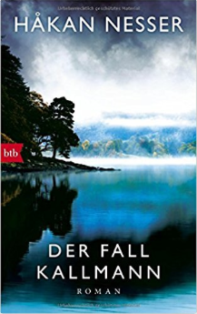 hakan nesser, der fall kallmann, rezension, blog, günter keil