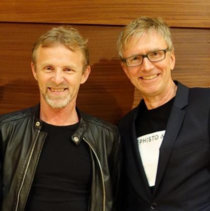 Jo Nesbø, Interview, Günter Keil, Durst